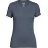 super.natural Base Tee 175 - Sous-vêtement Femme - gris